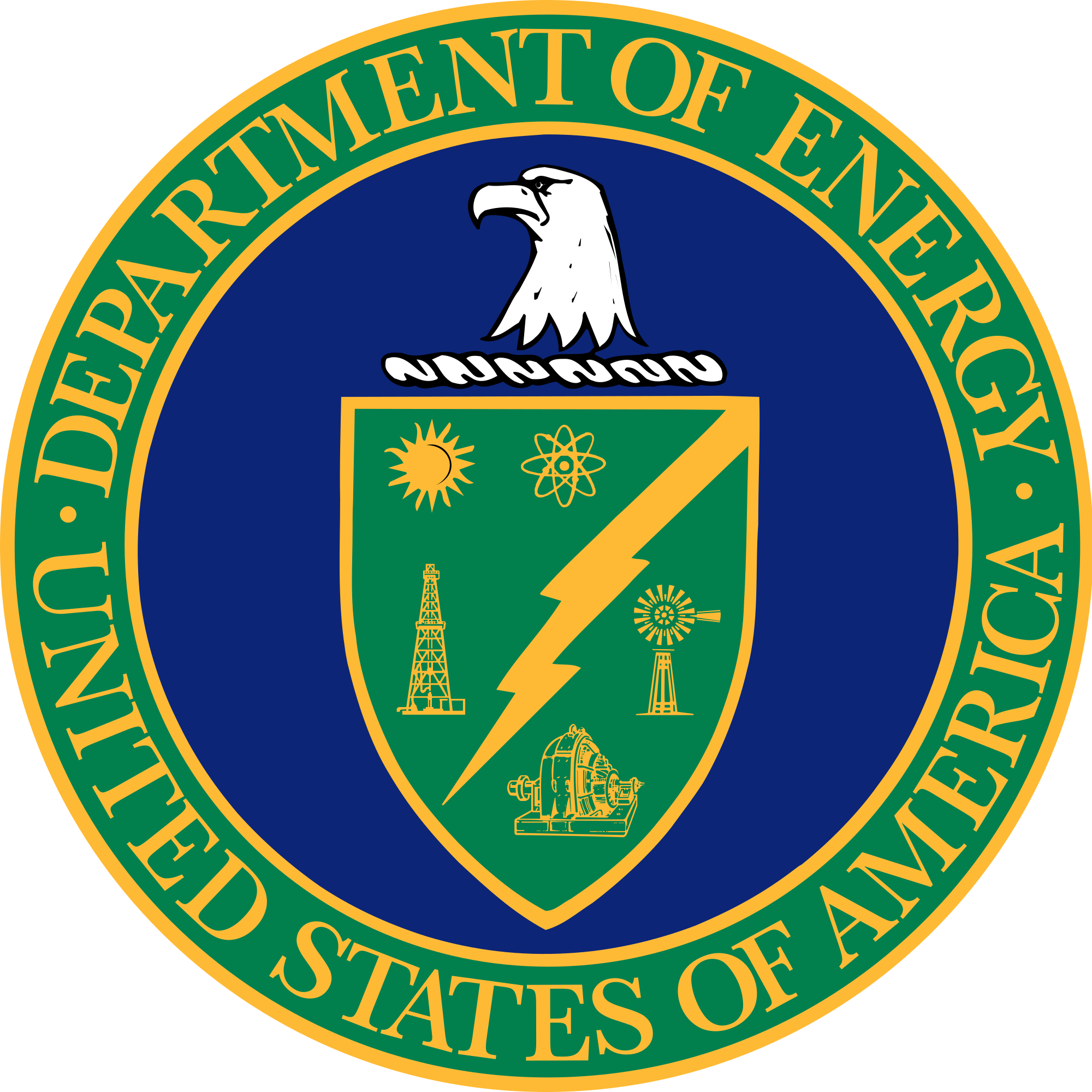 Department of Energy Seal Logo